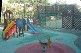 Children's games area